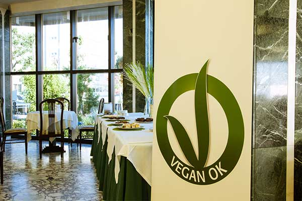 Breakfast e Buffet Vegano